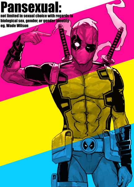 pan deadpool